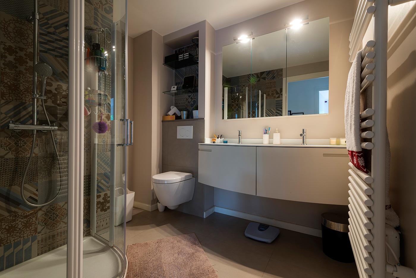 Lave Linge Dans Salle De Bain petites salle de bains à aménager - ricou